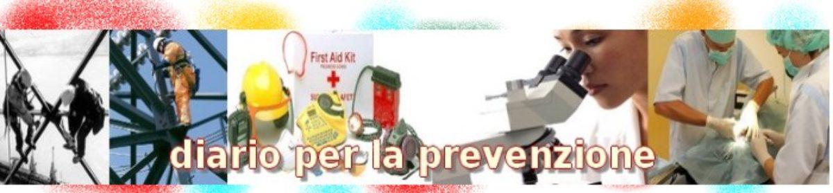 Diario per la Prevenzione